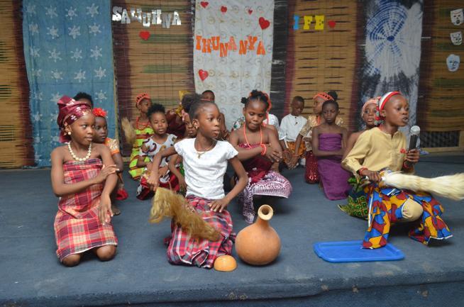 IGBO DANCE GROUP