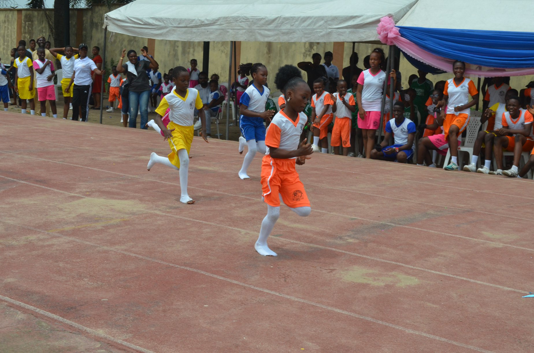 Inter-House Sports 2019